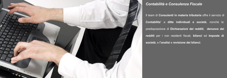 Contabilità e Consulenze in materia Tributaria